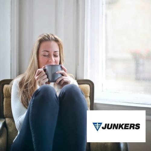 Instalación y mantenimiento de calderas Junkers